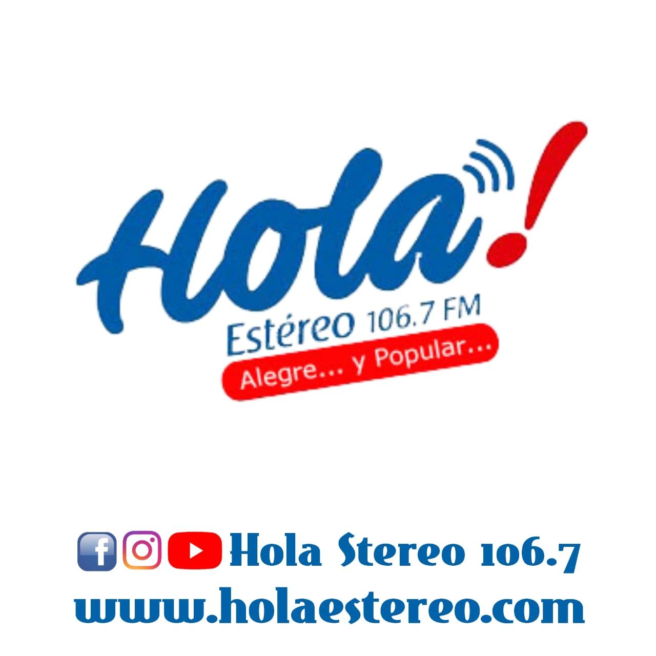Hola Estereo Redes